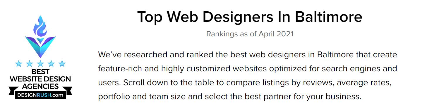 DesignRushRanking